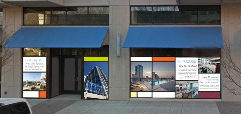 Window Construction Design Option 2