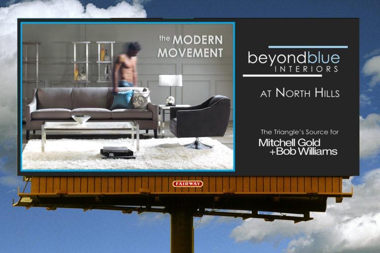 graphic design for billboard